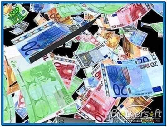 Moolah 3D Money Screensaver