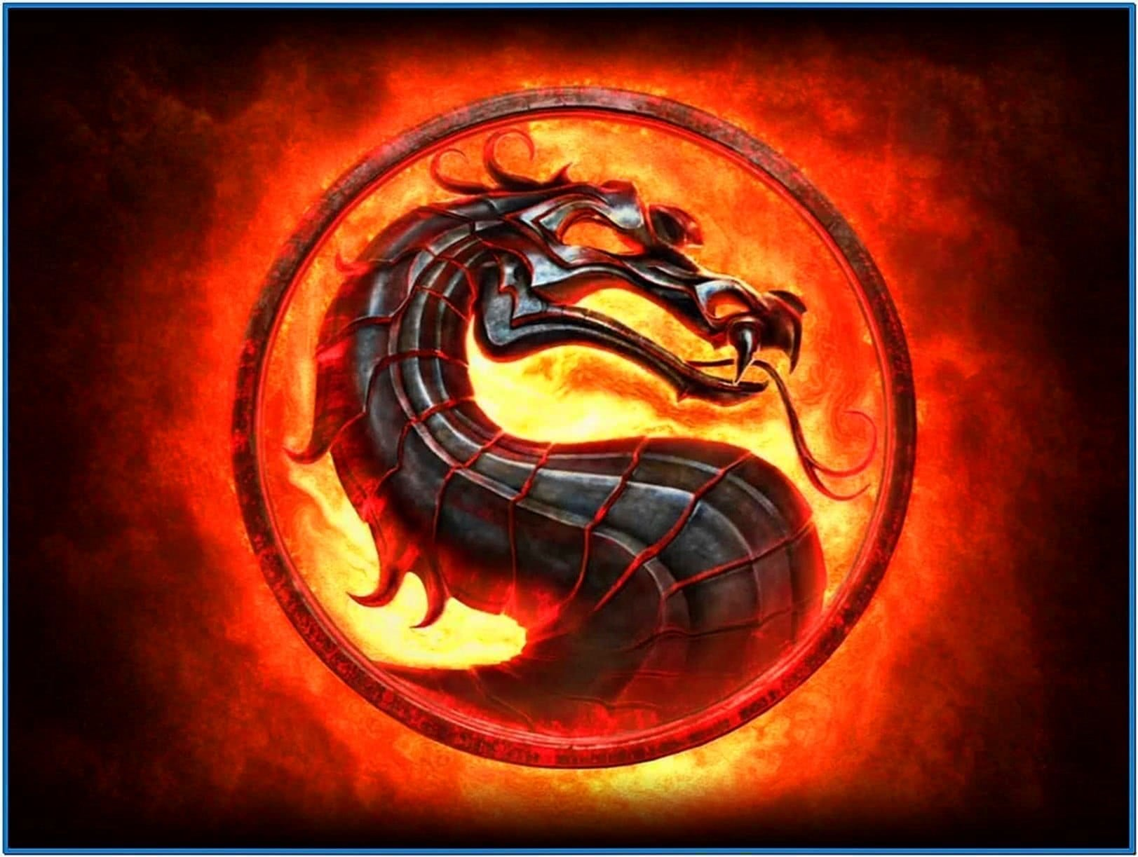 Mortal Kombat Screensaver Mac