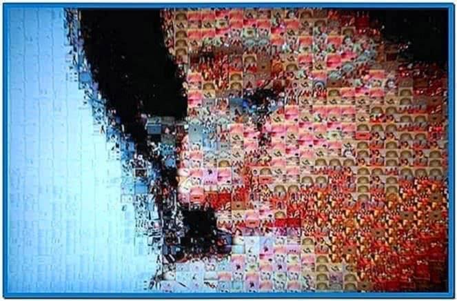 Mosaic Screensaver Apple TV
