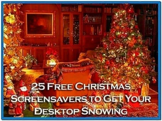 9 Best Christmas Live Wallpapers And Screensavers For Pc: Moving Christmas Screensavers