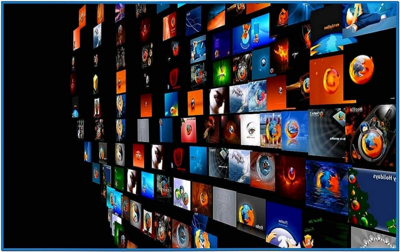 Moving Pictures 3D Screensaver