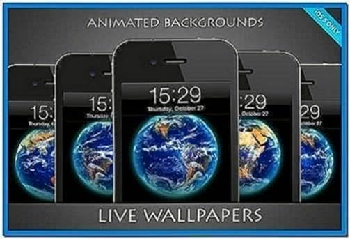 Moving Screensavers for iPhone 3gs