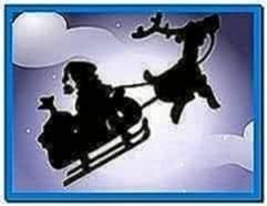 Musical christmas screensavers