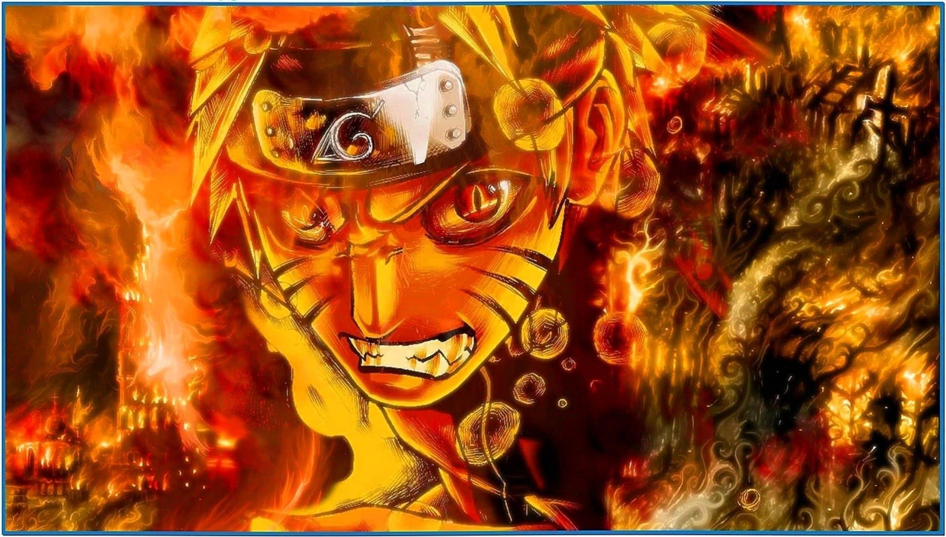 Naruto Screensaver for PC