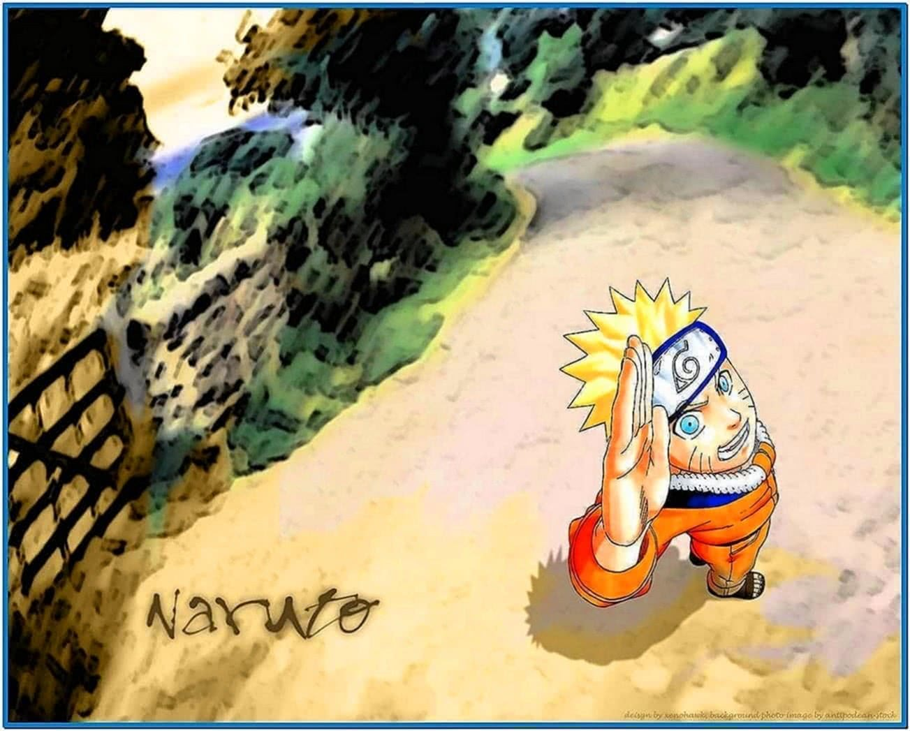 Naruto Screensaver for PC