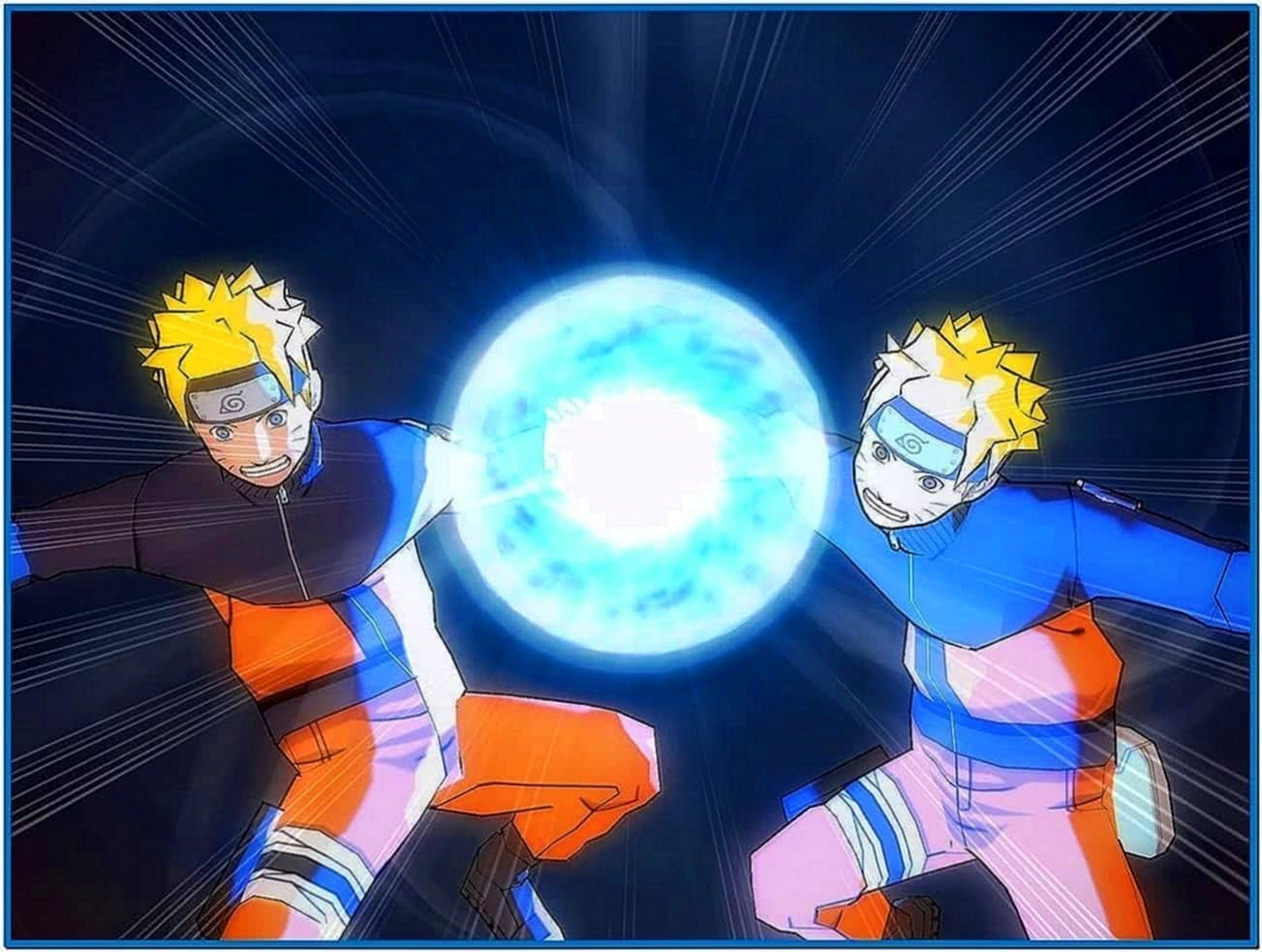 Naruto Shippuden Animated Screensaver