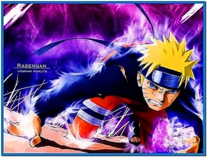 Naruto Shippuden Screensaver Windows 7