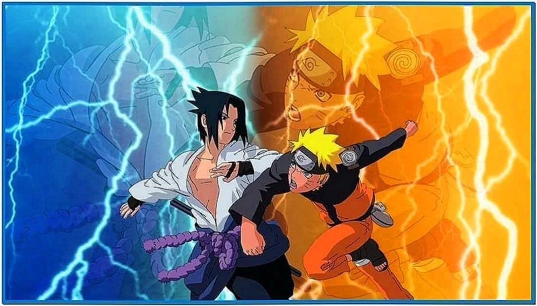 Naruto Shippuden Wallpaper Screensaver