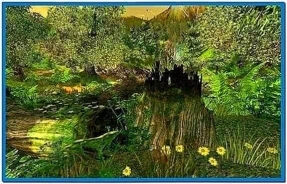 Nature 3D Screensaver 1.1.0.8