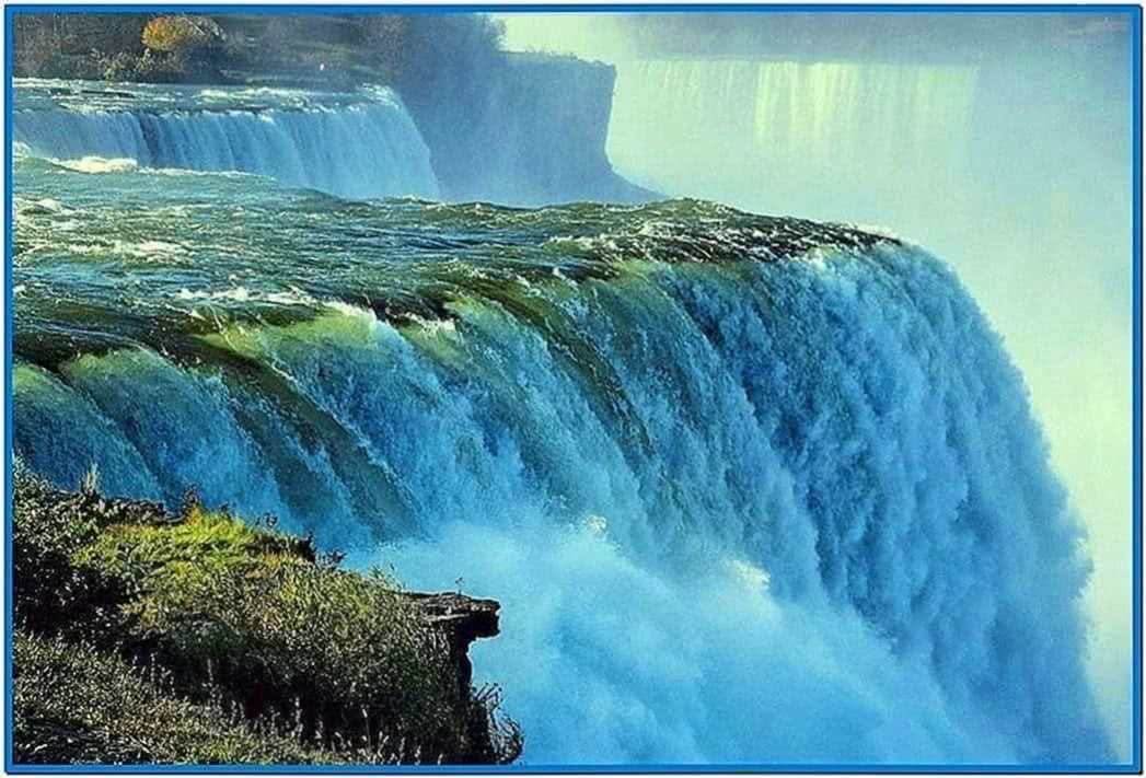 Nayagara waterfalls screensaver