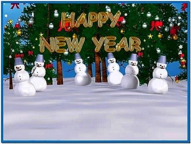 New Year Eve Screensavers