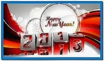 New Year Screensavers and Wallpapers