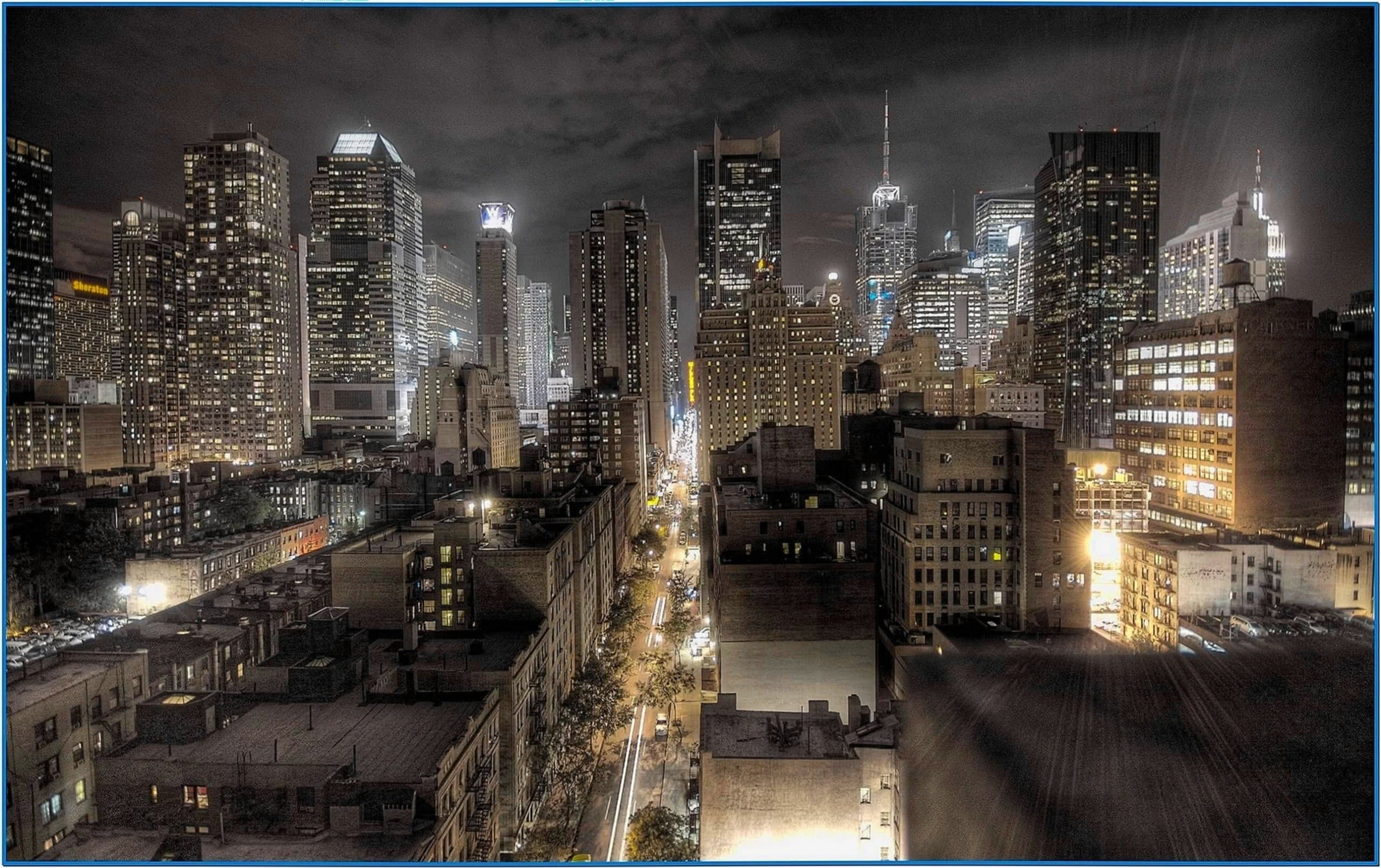 New York 3D Screensaver