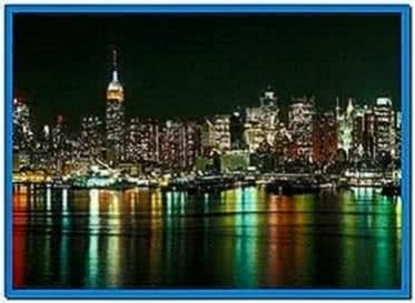 New York City Skyline Screensaver