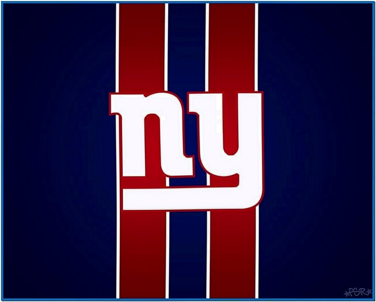 New York Giants Screensaver