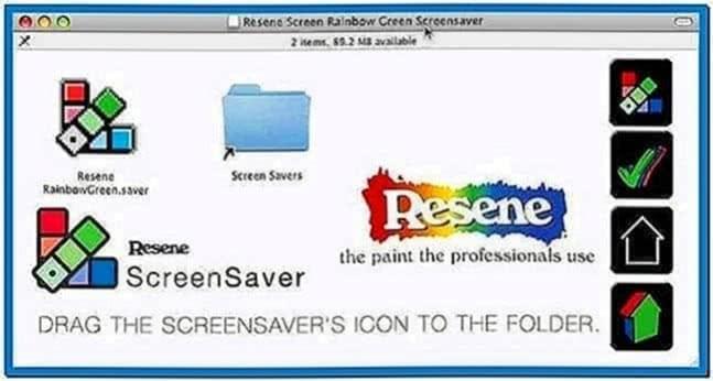New Zealand Screensaver Mac