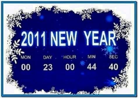 Nfs New Year03 Screensaver 1.1