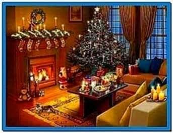 Night Before Christmas Full Screensaver