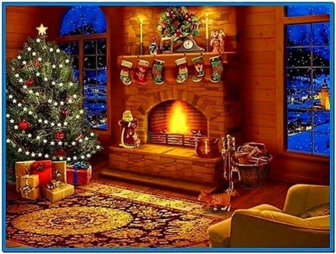 Night Before Christmas Screensaver Mac