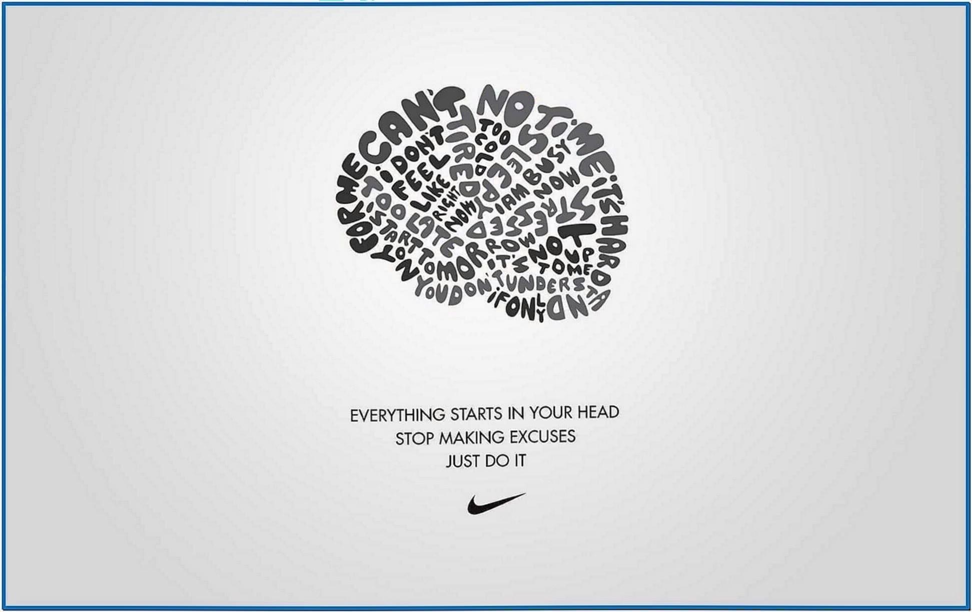 Nike Mini Screensaver Private