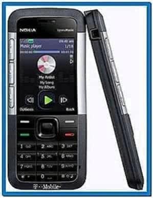 Nokia 5310 xpressmusic screensavers