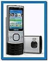 Nokia 6700 Slide Screensaver