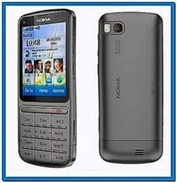 Nokia c3-01 screensaver