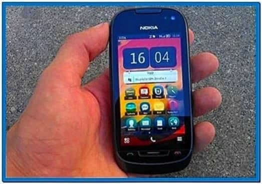 Nokia C7 Belle Screensaver