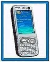 Nokia N73 Animated Screensaver