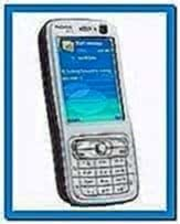 Nokia N73 Screensaver Software