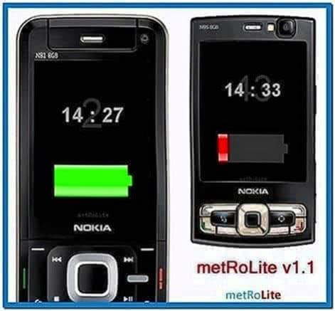 Nokia N95 Screensavers