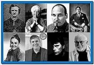 Nook screensaver authors