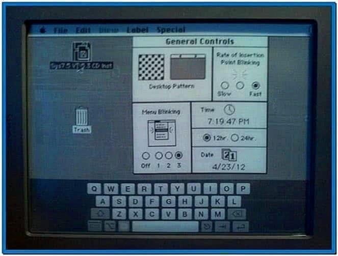 Nook Screensaver Mac