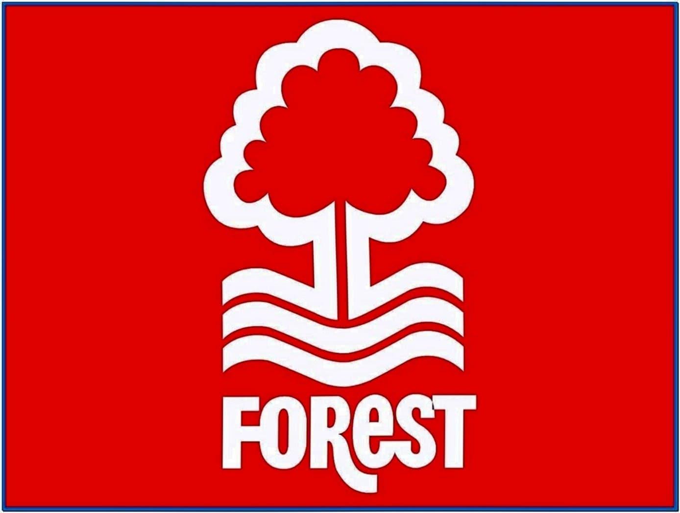 Nottingham Forest Screensaver