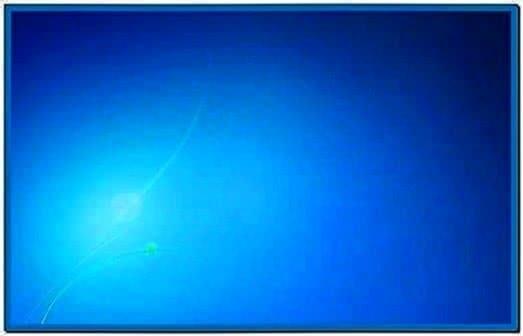 Official microsoft Windows 7 screensavers