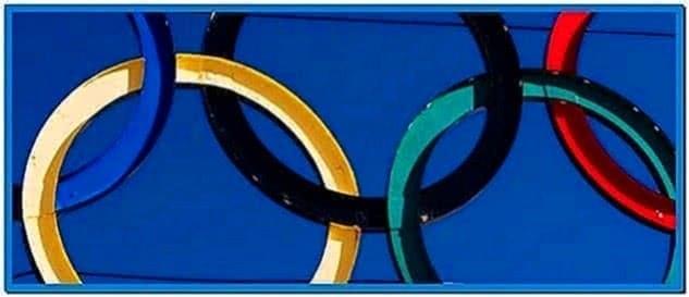 Olympic Screensaver 2020