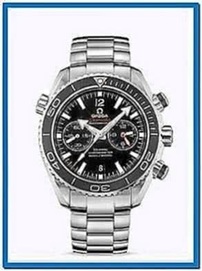 Omega Watch Screensaver Mac