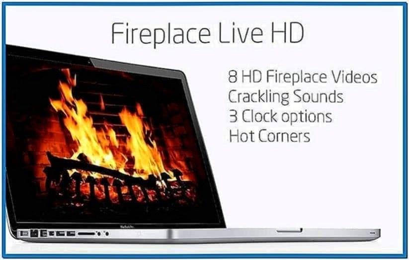 Open Fire Screensaver Mac