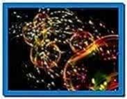 Opengl Screensaver Fireworks