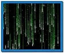 Original Matrix Screensaver