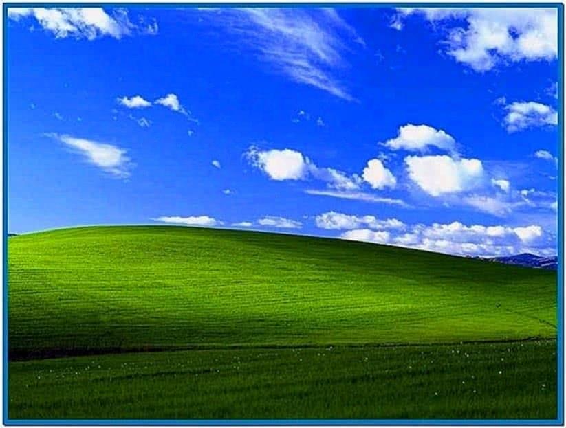 PC Desktop Screensaver