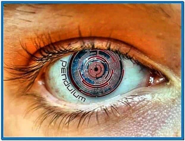 Pendulum Eye Screensaver