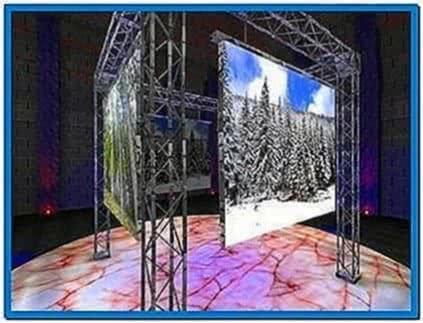 Photo 3D Screensaver Software