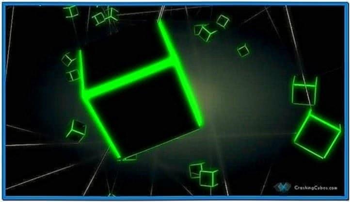 Photo Cube Screensaver Freeware