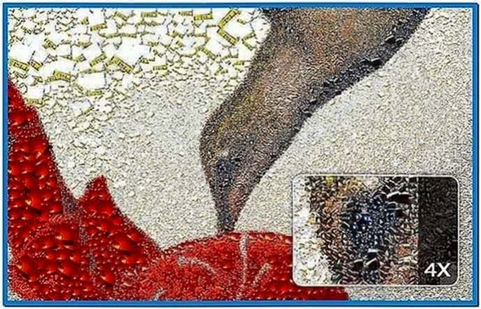 Photo Mosaic Screensaver Windows 7