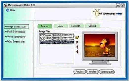 Photo Screensaver Maker 4.82