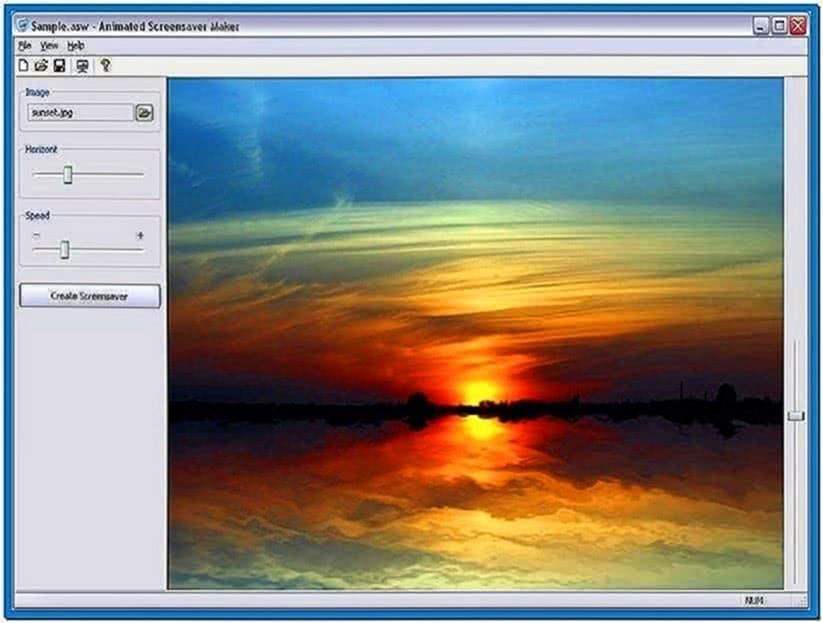Photo Screensaver Maker Freeware