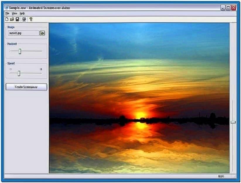 Photo Screensaver Maker Freeware