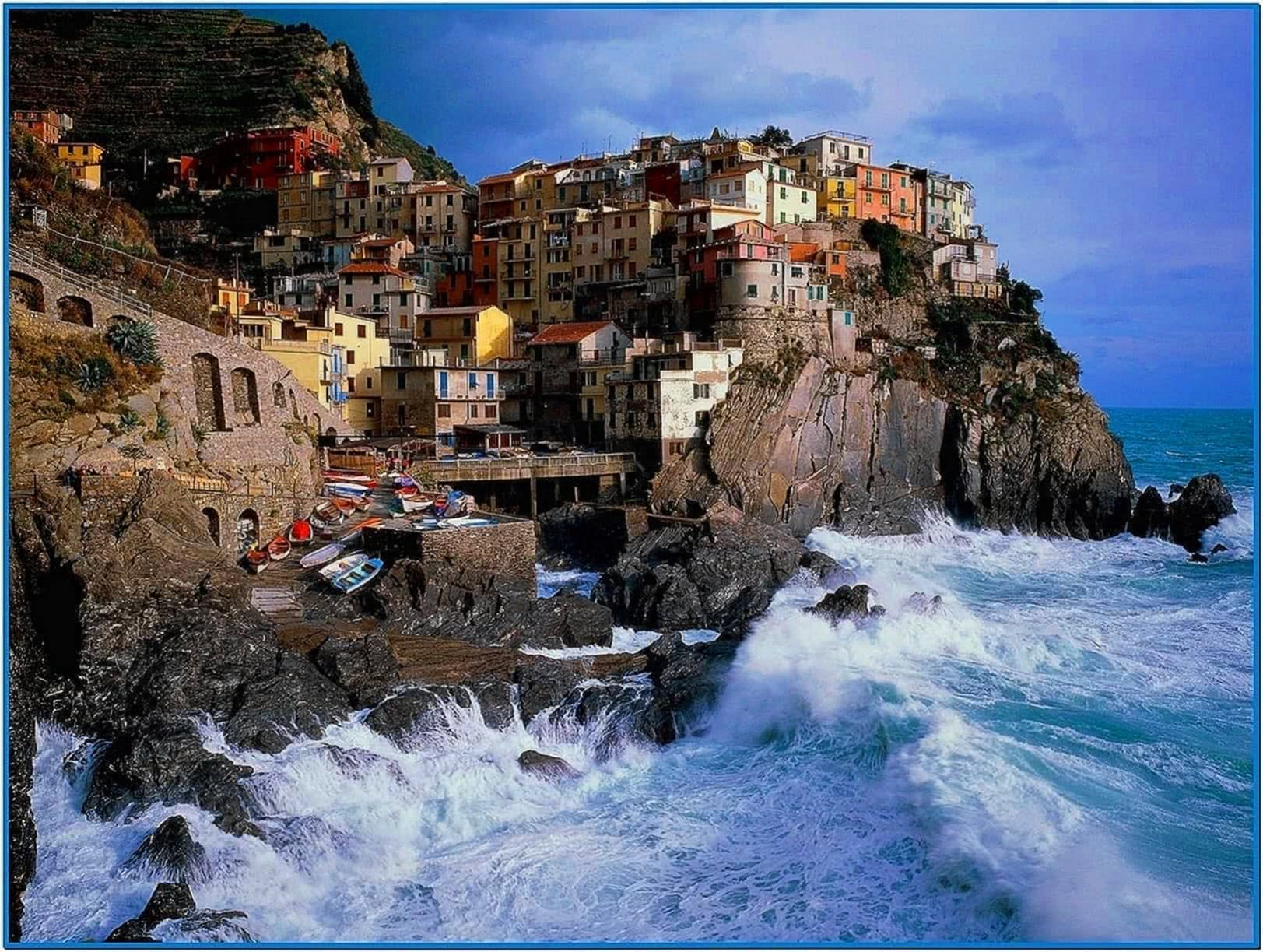 Pictures of Italy Screensaver