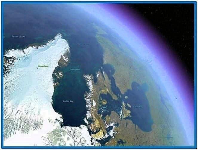 Planet Earth Screensaver